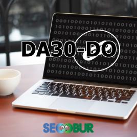 DA30-DO Backlink Çalışması
