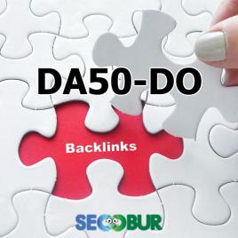 DA50-DO Backlink Çalışması